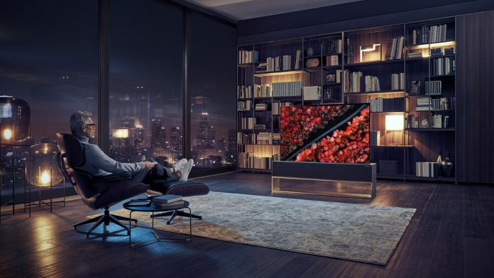 The Best TVs Of CES 2019: From 8K To Rollable OLED Display And Micro LED
