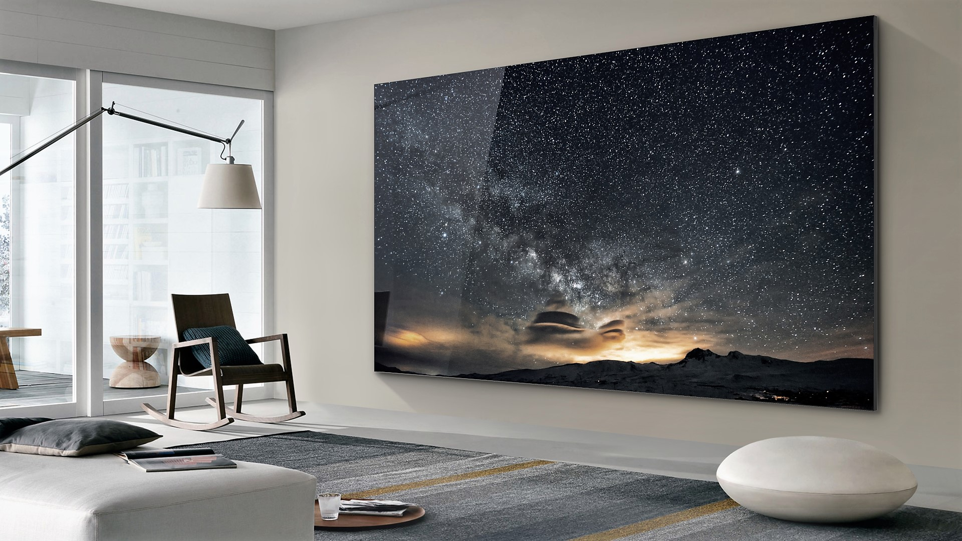 New $500,000 Samsung 219-inch Micro Led TV Wall